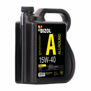 Allround 15w-40 4 litros mineral