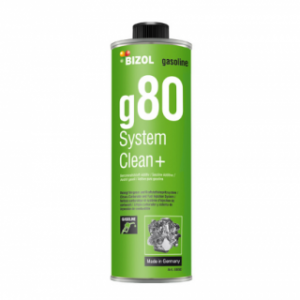 Aditivos G80 Limpiador de