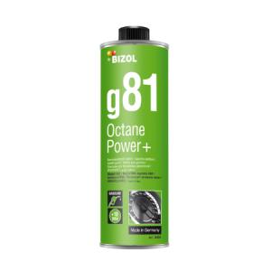 Aditivos G81 elevador de octanaje 250ml