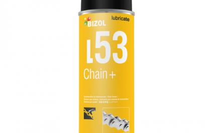 Chain+ L53 lubricador de cadena moto