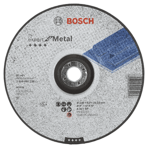 Disco desbaste metal Expert