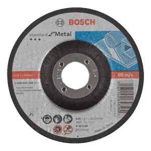 Disco corte metal Standard PRC DEP