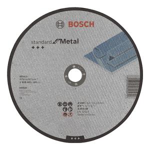 Disco corte metal 9 x 1/8 x 7/8 Standard PRC